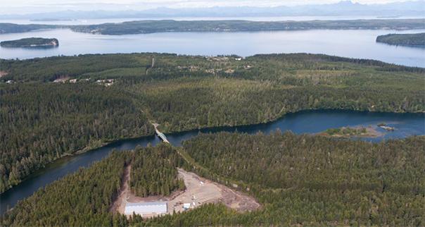 Kuterra Aerial View